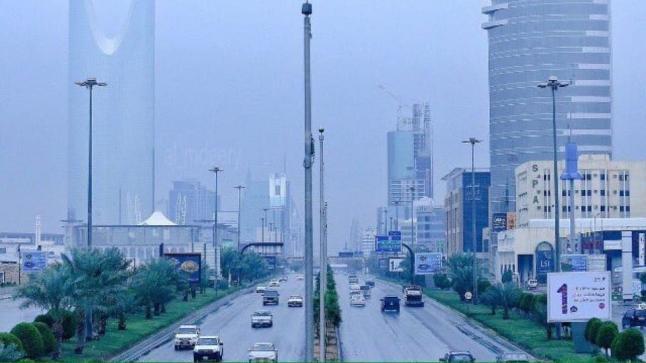 الأرصاد الجوية تكشف عن تعرض معظم مناطق المملكة لأجواء مطيرة نهاية الأسبوع